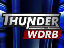 2012 Thunder on WDRB Graphics Package